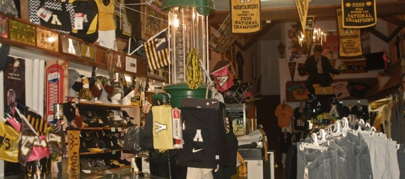 Appalachian State Store Has Plenty of Boone, NC Souvenirs