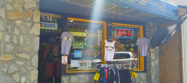 Appalachian State Store your one stop shop for Appalachian State Gear