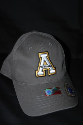 Basic 'A' Logo Fitted Hat $21.95
