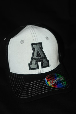 'A' Logo Letterman Jacket Fitted Hat $21.95