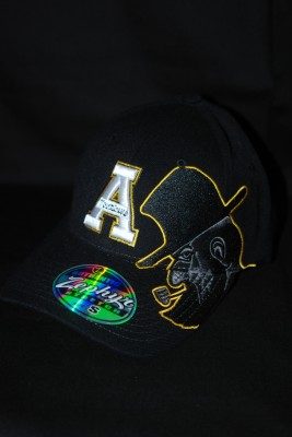 'A' Logo w/ Large Modern Yosef on Side Fitted Hat $21.95