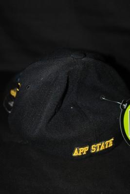 Back Basic Modern Yosef Fitted Hat $21.95