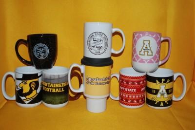 Coffee Mugs and Cups (Price Varies)
