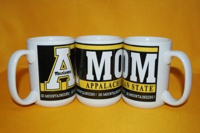 App Alumni Coffee Mugs $13.95 ea.