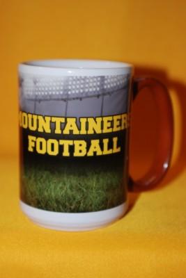 App State Football Helmet Mug $13.95