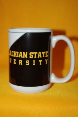"""Modern"" Mascot App State Mug $13.95"