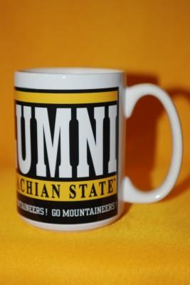 App Alumni Mug $13.95