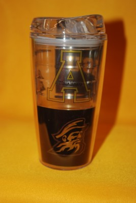 Silver Travel Mug $12.95