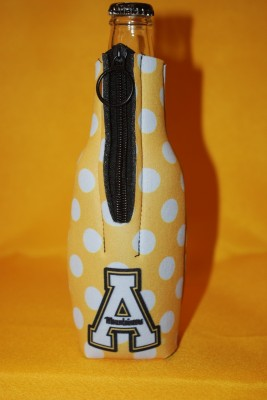 Polka Dot Bottle Coozie $7.95