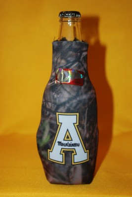 Alternate Camo Bottle Coozie $7.95
