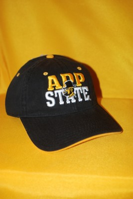 App State Logo w/ Modern Yosef Center Hat $16.95