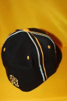 Back 'A' Logo w/ Modern Yosef on Side Fitted Hat $21.95