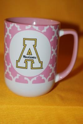 Pink Logo Mug $13.95