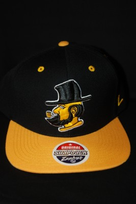 Modern Yosef Black and Gold Hat $22.95