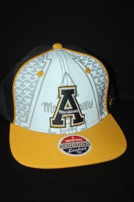 'A' Logo w/ Football Background Hat $22.95