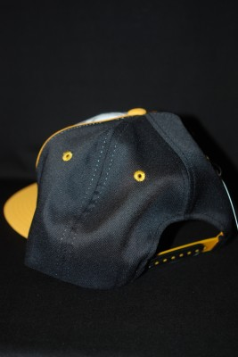 Back 'A' Logo w/ Football Background Hat $22.95