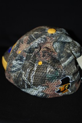 Back 'A' Logo Fitted Camo Hat $21.95