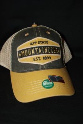 App State Mountaineers Mesh/Sign Hat $18.95