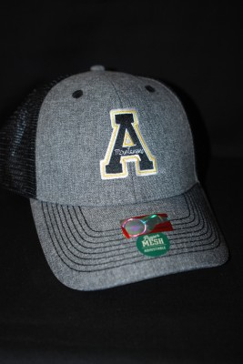 'A' Logo Black and Gray $18.95