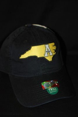 North Carolina w/ 'A' Logo Hat $18.95