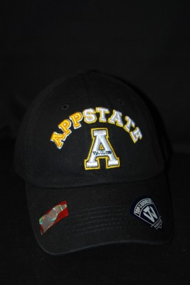 App State Text and 'A' Logo Hat $18.95