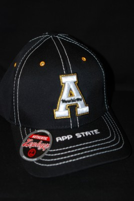 Black 'A' Logo Hat $18.95