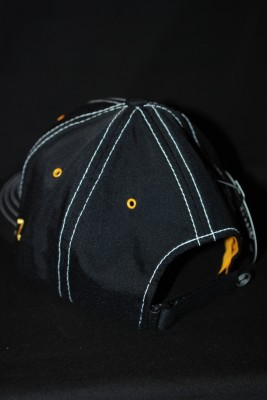 Back Black 'A' Logo Hat $18.95