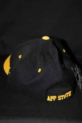 Back Modern Yosef Logo Fitted $21.95