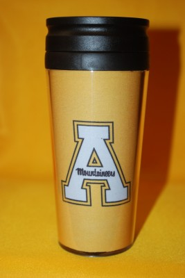 Gold  Travel Mug $12.95