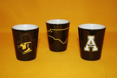 Shot Glasses Dark $4.95