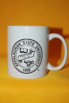 White Mug $5.95