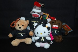 Keychain Stuffed Animals $8.95