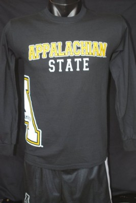 app state black long sleeve A on side small-3xl, 19.95