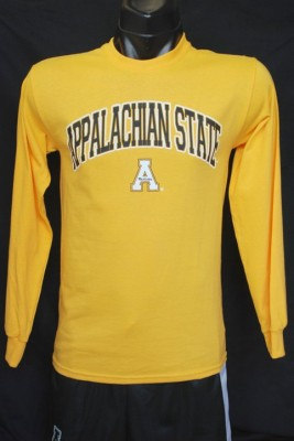 app state gold with arch over A size small-3xl, 14.95