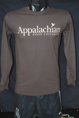 app state long sleeve brown bird, size small-3xl, 12.95